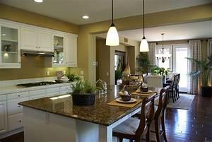 Decoration cuisine et salle a manger for Deco cuisine avec salle a manger ensemble