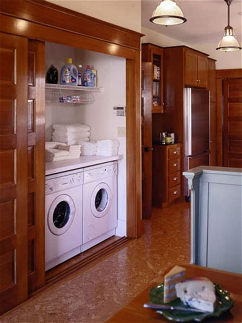 Kitchens With A Laundry Area  Home Appliance