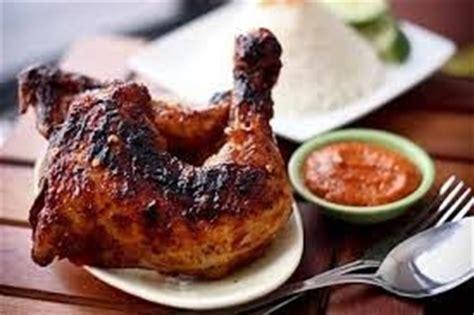 Dalam resep ayam goreng bacem ini kamu bisa membuat bumbu bacem tanpa air kelapa. Resep Masakan Indonesia: Resep Ayam Bakar Bumbu Bacem