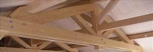 Ferme De Charpente : charpente traditionnelle ~ Melissatoandfro.com Idées de Décoration