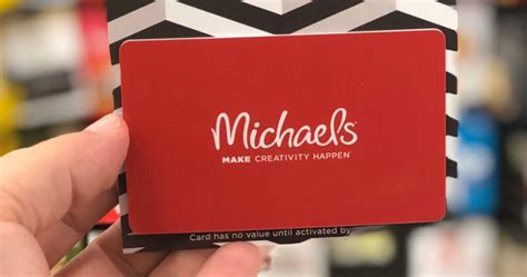 Maybe you would like to learn more about one of these? Check Your Michaels Gift Card Balance | Mygiftcards