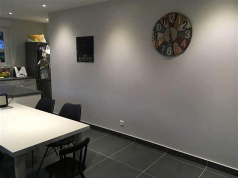 couleur mur pour cuisine blanche carrelage gris couleur mur kirafes
