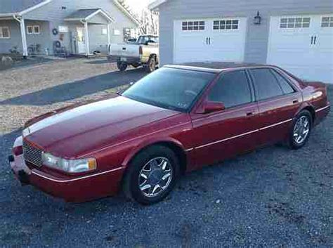 Sell Used Cadillac Seville Sts Loaded Good Miles