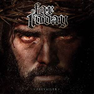 Angry Jesus Is On The Cover Of The New FOR TODAY Album