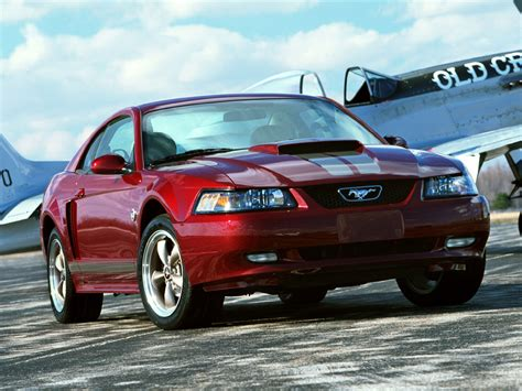 ford mustang  anniversary badges