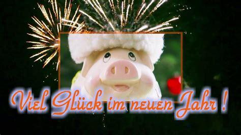 gluecksschweine schweine silvesterwuensche