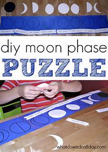 How To Read A Control Chart Moon Phase Activity Diy Puzzle