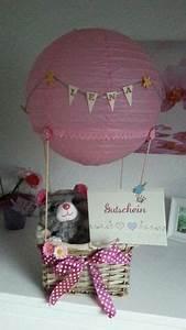 Baby Geschenk Basteln : geschenk zur geburt eigene projekte pinterest baby gifts ballon d 39 or and hochzeit ~ Frokenaadalensverden.com Haus und Dekorationen