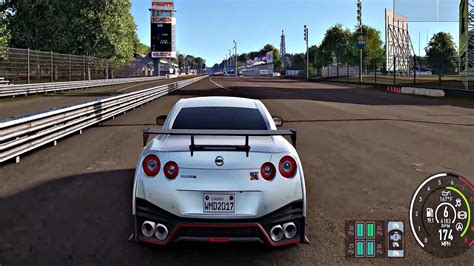 Nissan Gt-r Nismo 2017 Top Speed Gameplay