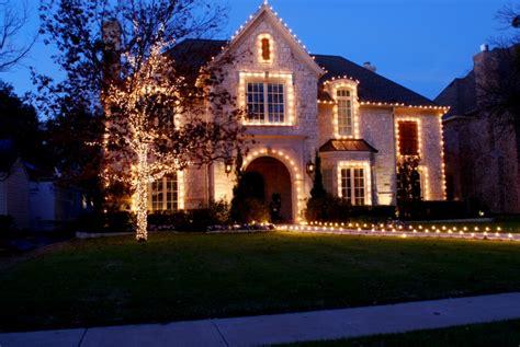 Ideen Für Weihnachtsdeko Außen  Ein Schön Beleuchteter