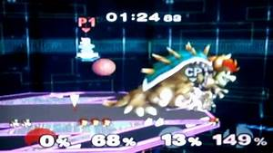 Super Smash Bros Melee Dr Mario Vs Mewtwo Ganondorf E