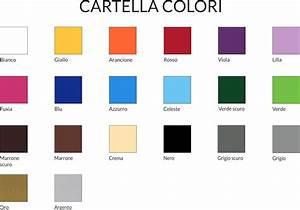 Cartella Colori – Interni & Decori Adesivi Murali Wall