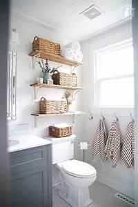 38, Smart, Bathroom, Storage, Shelves, Organization, Ideas