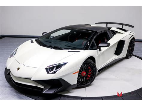 lamborghini aventador sv roadster production numbers 2017 lamborghini aventador lp 750 4 sv roadster for sale