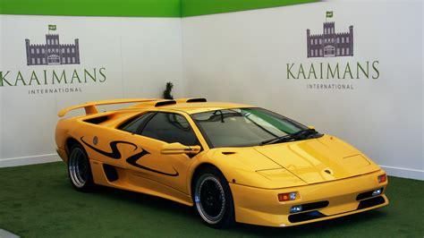 lamborghini diablo sv rhd classic driver market
