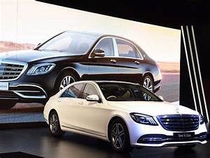 Mercedes Vi : mercedes benz launches country 39 s first bs vi vehicle new s class at rs crore news summed up ~ Gottalentnigeria.com Avis de Voitures