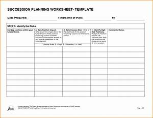 Succession plan template formatted blank for Employee succession planning template