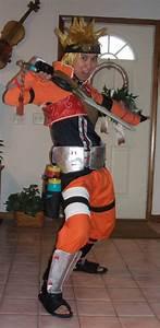 Naruto Ryujinki From Naruto Costume Cosplay