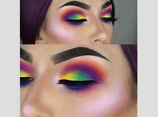 Stunning Unicorn Makeup!