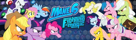 fighting is magic fan my pony fighting is