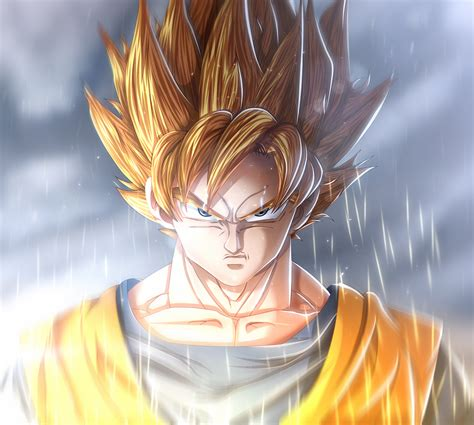 wallpaper goku dragon ball hd anime  wallpaper