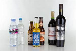 Tips for creating the perfect bottle label onlinelabelscom for How to put labels on bottles