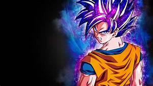 Goku Super Saiyan Infinity by GARSL on DeviantArt