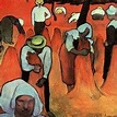 Emile Bernard: French Painter, Invented Cloisonnism