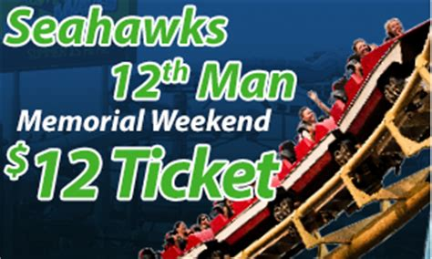 wild waves coupons  seahawks fans  ticket