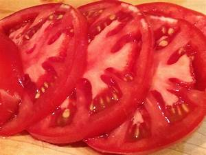 How to draw sliced tomato