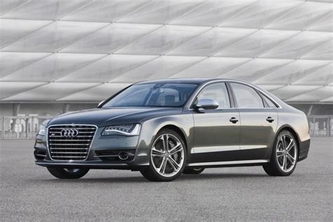 2013 Audi S8 New Car Review Autotrader
