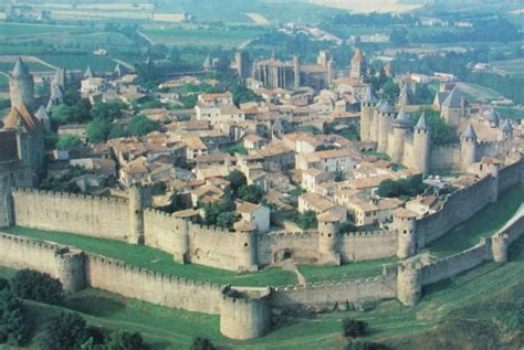siege of carcassonne top 10 walled cities