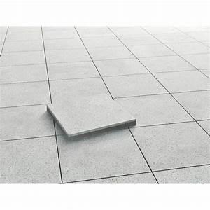 Aufbewahrungsbox 50 X 40 : terrassenplatte beton granit hell optik geschliffen 40 cm x 40 cm x 3 8 cm kaufen bei obi ~ Markanthonyermac.com Haus und Dekorationen