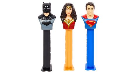 dc comics superhero pez dispenser birthdayexpresscom