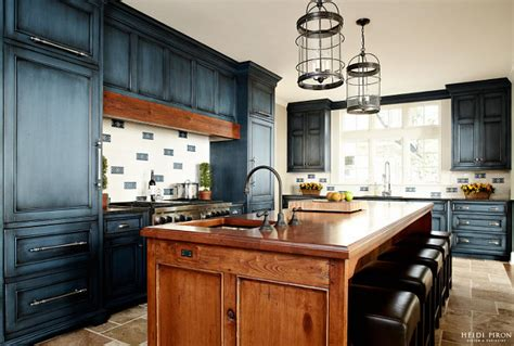 navy blue kitchen cabinets navy kitchen cabinet paint color home bunch interior 3467