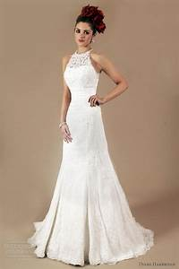 Diane harbridge bridal 2012 wedding dresses wedding for Halterneck wedding dress
