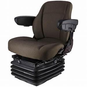 Brown Fabric Seat W   Air Suspension  Hysr8302022