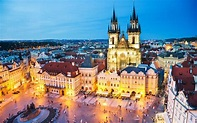 Photos of Prague Prove It's a Real-life Fairy Tale ...