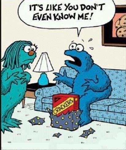 Cookie Monster Meme - memes keep marketing fun