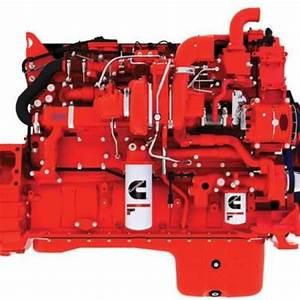 Cummins Engine Signature Isx Qsx15 Cm870 Service Workshop