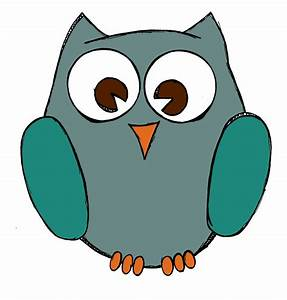 Simple Owl Clipart - ClipArt Best