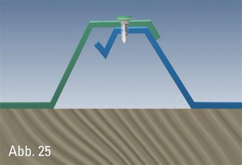 trapezblech dach montage trapezblech verlegen 187 im trapezbleche onlineshop