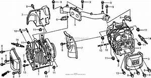 Honda Gxv530 Parts Diagram