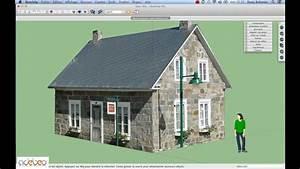 Maison Minecraft Plan 3d