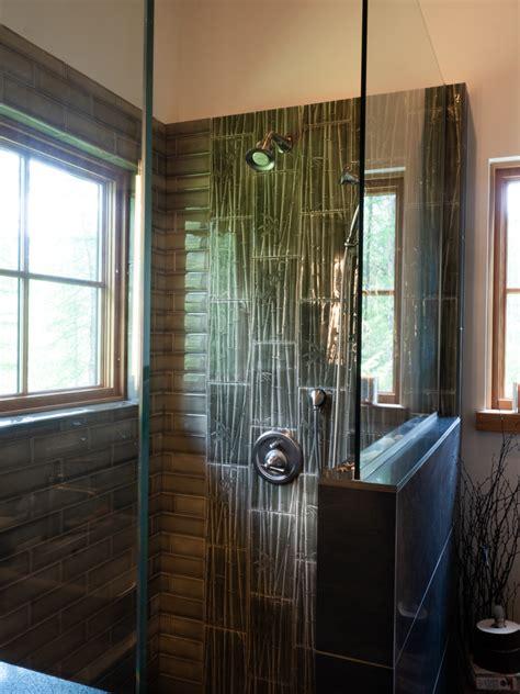 walk  shower tile ideas  bathroom remodeling