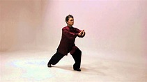 Simplified 24 Tai Chi routine - YouTube