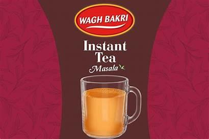 Tea Instant Bakri Wagh Mix Quotient Veteran