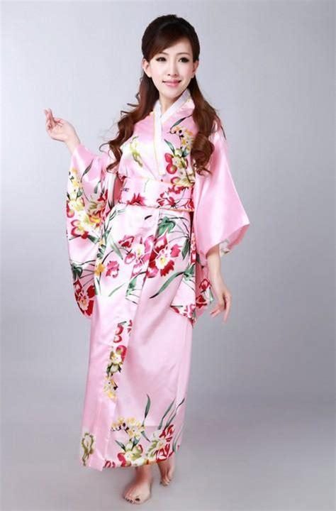 Pink Kimono | Wardrobe Mag
