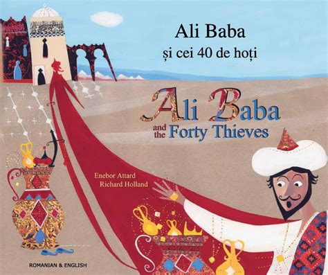 Ali Baba and the Forty Thieves   Mantra Lingua UK