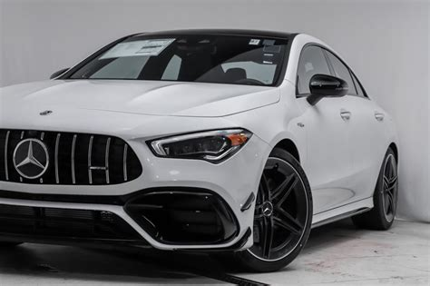Maintenance prices for mercedes cla 180 2020. New 2020 Mercedes-Benz CLA AMG® CLA 45 Coupe Coupe in Akron #M11469 | Mercedes-Benz of Akron